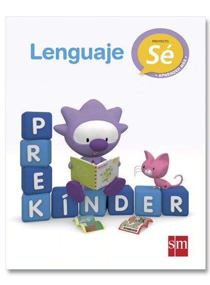 Prekinder Lenguaje. Sé aprender más