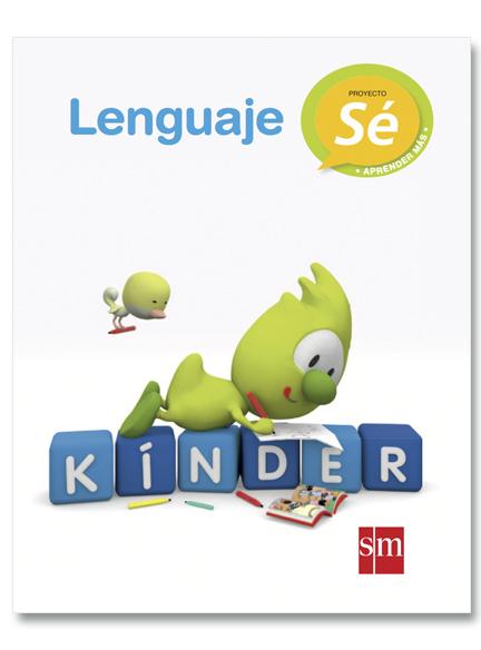 Kinder Lenguaje. Sé aprender más