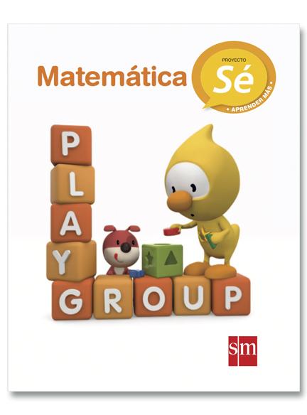 Playgroup Matematica. Sé aprender más