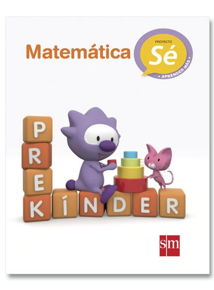 Prekinder Matematica. Sé aprender más
