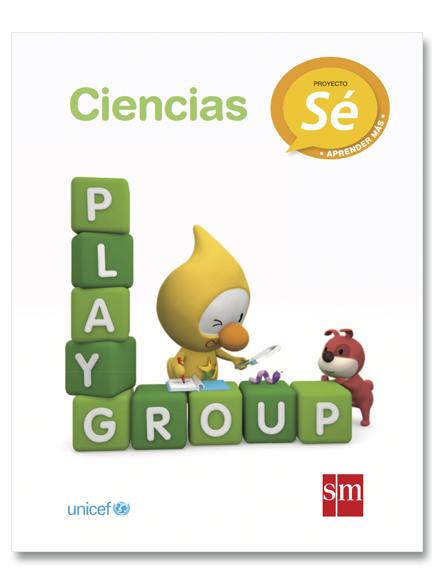 Playgroup Ciencias. Sé aprender más