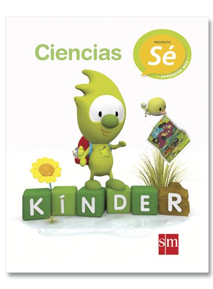 Kinder Ciencias. Sé aprender más