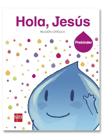 Pre Kinder. Hola Jesús