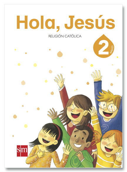 Hola Jesús 2° básico