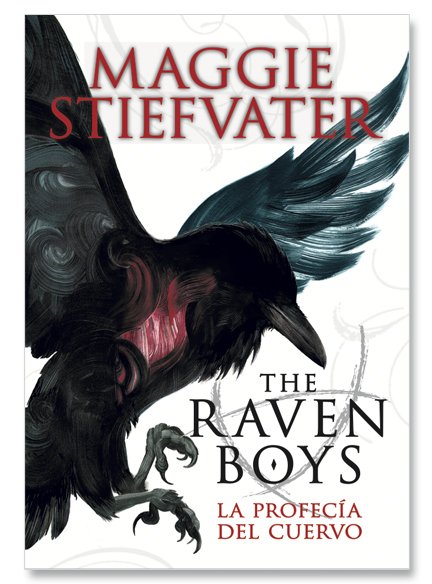 The Raven Boys - La Profecia Del Cuervo