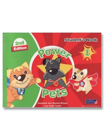Student'S Book 1. Power Pets