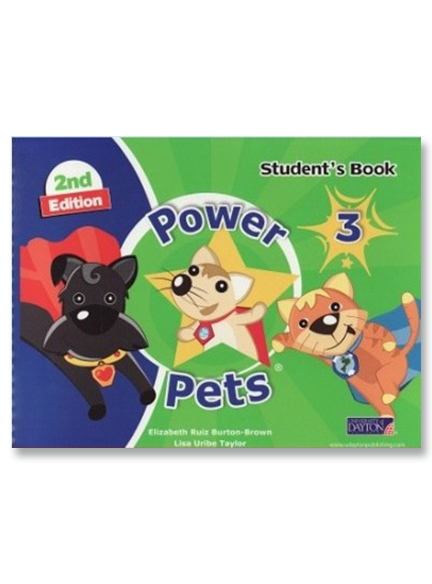 Student'S Book 3. Power Pets