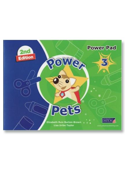 Power Pad 3. Power Pets