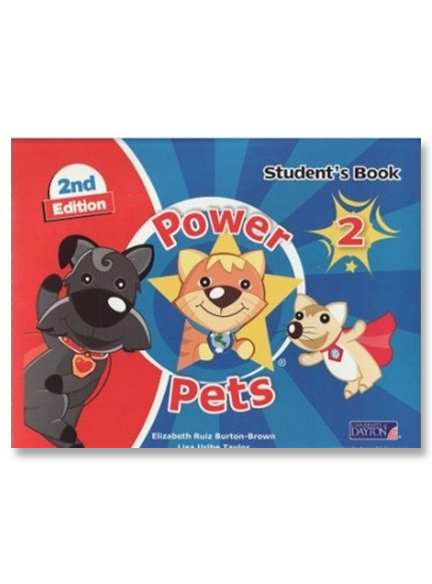 Student'S Book 2. Power Pets