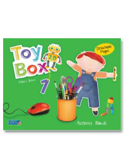 Toy Box 1. Activity Book. Toy Box Am