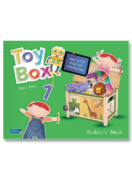Toy Box 1. Student Book. Toy Box Am