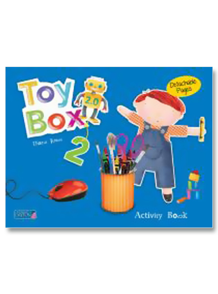 Toy Box 2. Activity Book. Toy Box Am