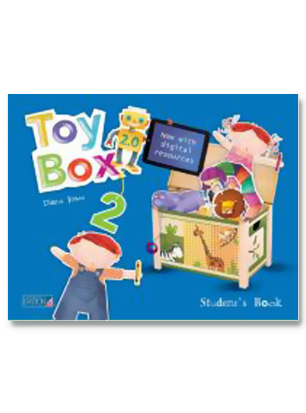 Toy Box 2. Student Book. Toy Box Am