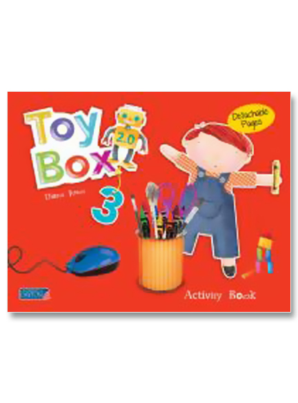 Toy Box 3. Activity Book. Toy Box Am