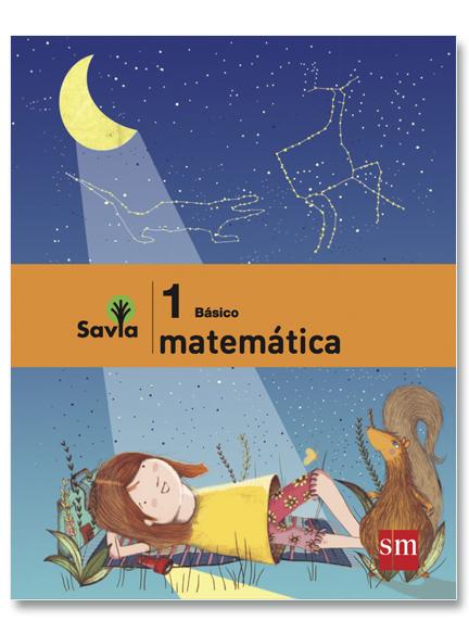 Matemáticas 1°, Savia