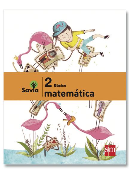 Matemáticas 2°, Savia