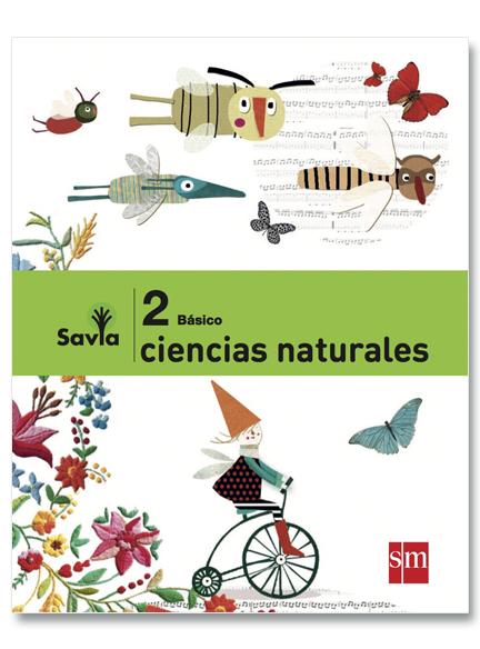 Ciencias Naturales 2°, Savia