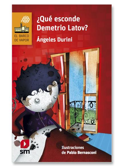 Que Esconde Demetrio Latov?