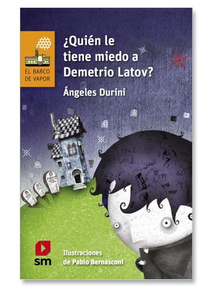 Quien Le Tiene Miedo A Demetrio Latov?