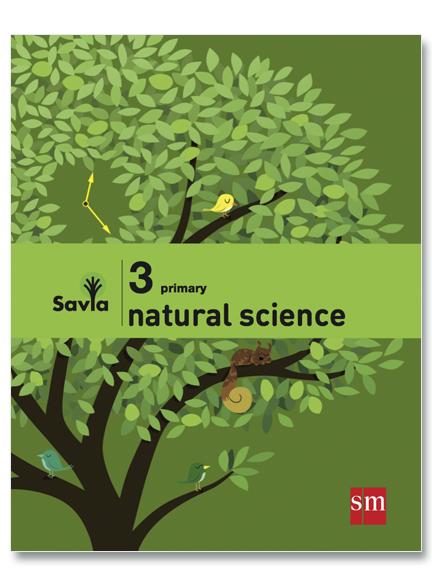 Natural Science 3°, Savia (Licencia Digital)