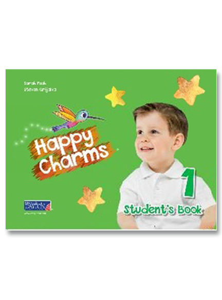 1 Happy Charms Student'S Book