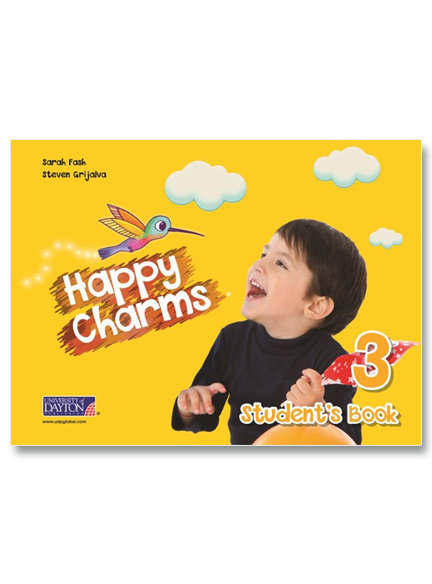 3 Happy Charms Student'S Book