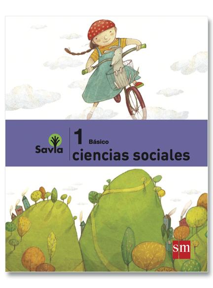 Ciencias Sociales 1°, Savia