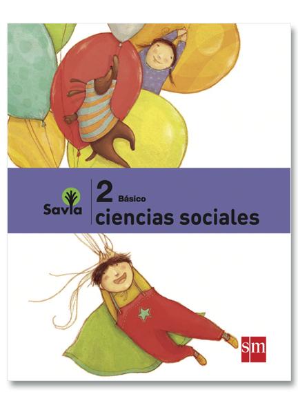 Ciencias Sociales 2°, Savia