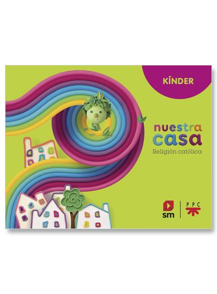 Religión Kinder (5 años), Nuestra casa