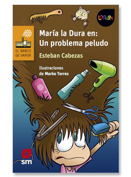 María la Dura en: Un problema peludo