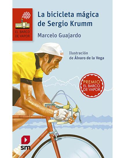 La bicicleta mágica de Sergio Krumm