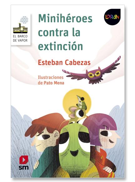 Minihéroes contra la extinción