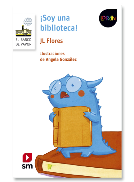 ¡Soy una biblioteca!