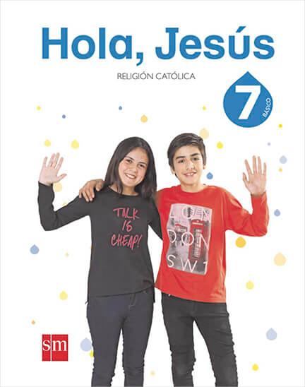 Hola, Jesús