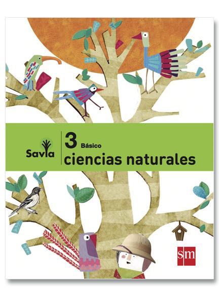 Ciencias Naturales 3°, Savia