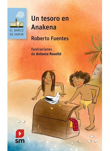 Un tesoro en Anakena