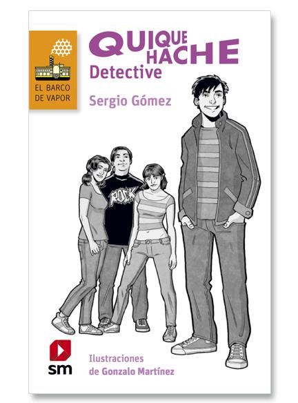 Quique Hache. Detective